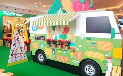 RÍO Shopping enseña valores eco-saludables a los más pequeños