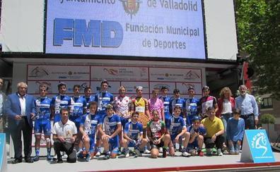 Gran participación del equipo Norinver en el Campeonato de Castilla y León de ciclismo cadete en ruta
