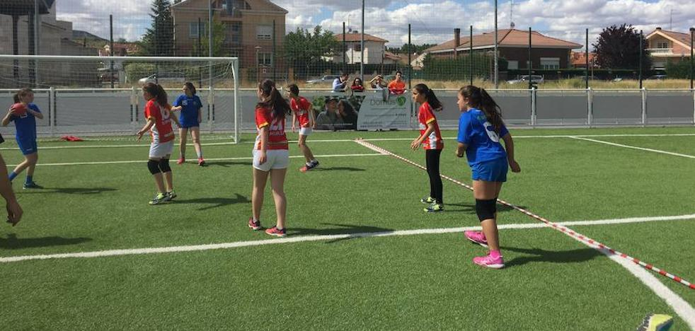 V Torneo Balonmano Hierba Solidario Club BM Arroyo