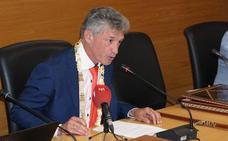 Discurso de inicio de mandato como alcalde de Arroyo de Sarbelio Fernández