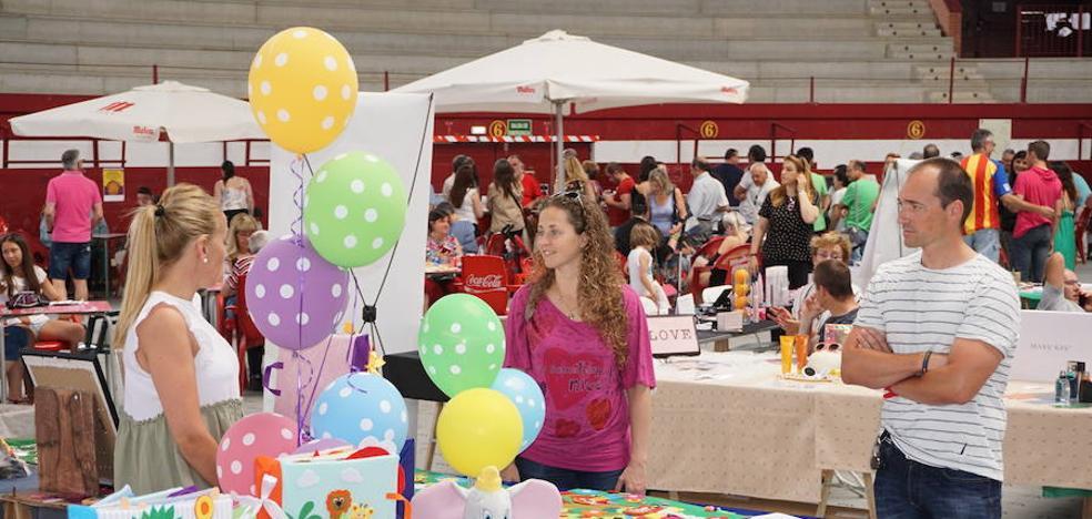 El Mercado de Arroyo cumple un lustro de animación, comercio, ocio y dinamización en el municipio