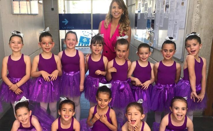 Fin de curso Escuela de Danza de Arroyo