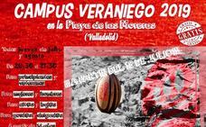 Vuelve el Campus de verano del Rugby Arroyo