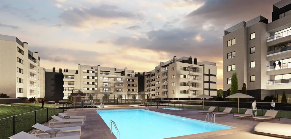 La empresa Habitat Inmobiliaria invertirá más de 67 millones en el desarrollo de más de 400 viviendas en la parcela de Smurfit