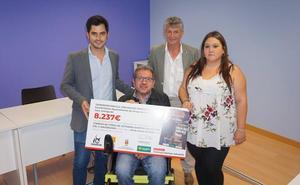 La corrida de toros benéfica de Arroyo dona 8.327 euros
