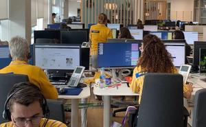 El Centro de Atención al Cliente de IKEA en Arroyo triplica plantilla en sus primeros 15 meses de actividad