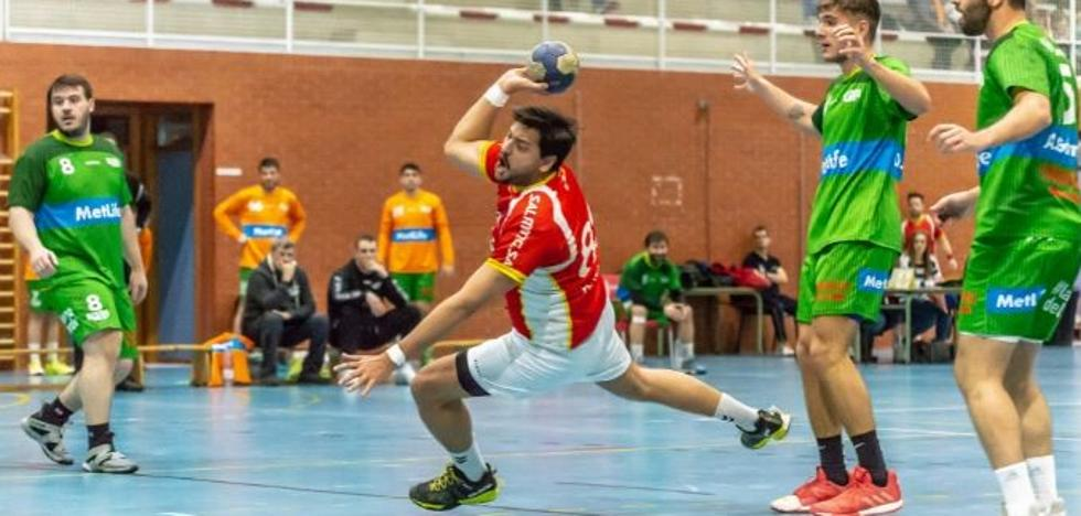 El Balonmano Arroyo vuelve a la competición