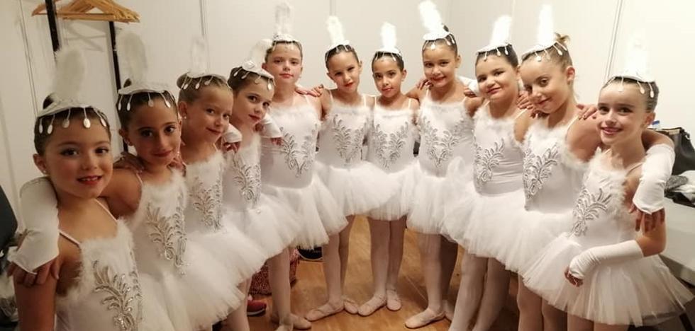 Semana de puertas abiertas en la Escuela Municipal de Danza