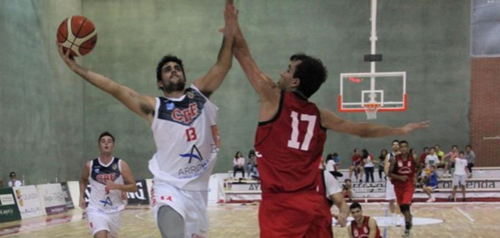 Derrota del CB La Flecha en la Copa Castilla y León de Baloncesto