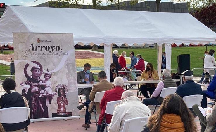 I Feria del Libro de Arroyo