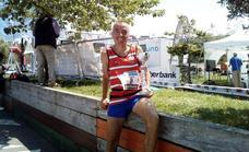 Buena actuación de Javi Lozano en el campeonato de España de atletismo de 100 kilómetros