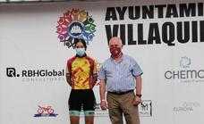 Estela Domínguez se proclama campeona regional de ciclismo en ruta junior