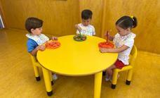 Arroyo convoca ayudas para comedor escolar en el primer ciclo de educación infantil