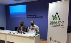 El Ayuntamiento de Arroyo presenta la campaña 'Arroyo recicla, todos colaboramos, todos ganamos'