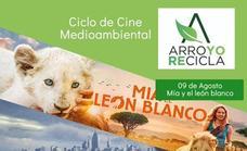 Arroyo Recicla invita al cine de naturaleza al aire libre en el anfiteatro de La Vega