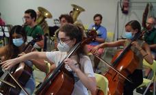 La Sinfónica de Arroyo reaparece en las fiestas de Valladolid