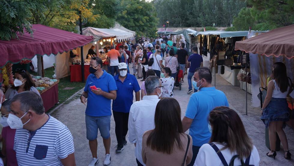 Mercado Medieval de Arroyo de la Encomienda
