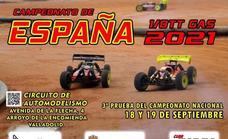 Arroyo acoge el campeonato de España de 1/8TT Gas 2021