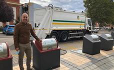 Arroyo inicia la recogida de residuos de fracción orgánica con el quinto contenedor