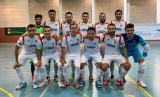 Inicio con victoria del CD Unión Arroyo de fútbol sala