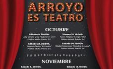 Arroyo es Teatro presenta su programación hasta final de año
