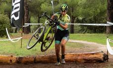 La ciclista arroyana Estela Domínguez fue la laureada del día