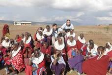 Concierto solidario con Tanzania en Wamba