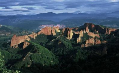 Las Médulas de León, de mina romana a monumento natural