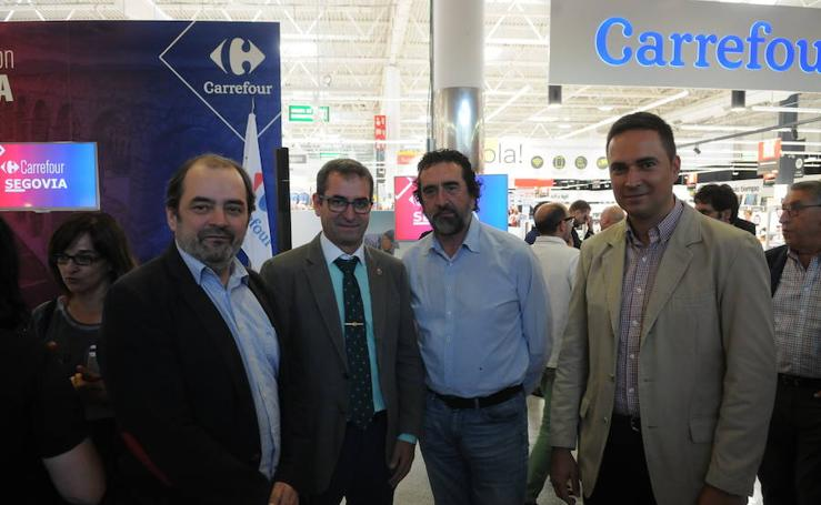 Inauguración de Carrefour en Segovia 1/2