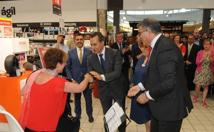 Inauguración Carrefour en Segovia 2/2