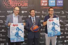 Salamanca acoge el 24 de junio el 3x3 Street Basket Tour