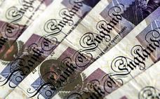 La libra se repliega tras el revés electoral de los conservadores