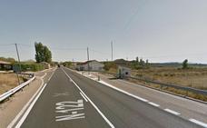 Dos personas fallecen en Zamora tras una salida de vía en la N-122