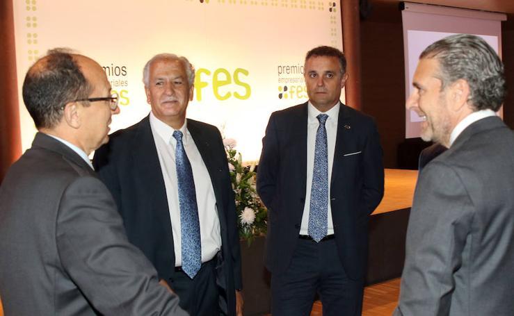 Premios FES en Segovia