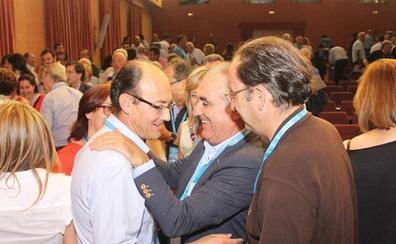 El alcalde de Torquemada, nuevo secretario del PP de Palencia