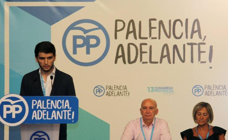 XIII congreso provincial del PP en Palencia