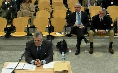Bárcenas busca su 'salvación' con la testifical en 'Gürtel' de cinco exministros de Aznar