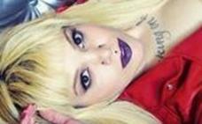 La actriz Tania Carrasco se desnuda para 'Interviú'