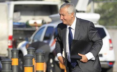 Arenas: «No me entra en la cabeza que el PP tuviera fondos en Suiza»