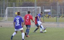 Nuevo césped artificial para un campo de fútbol de Palencia