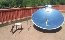 Un horno solar de bajo coste ideado en UVA, premiado y rumbo a África