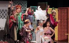 La música estará presente en todos los espectáculos teatrales del fin de semana