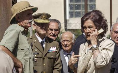 La reina Sofía presidirá el martes la reunión del Patronato de la Fundación Atapuerca
