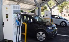 La Granja inaugura la primera electrolinera verde gratuita del mundo