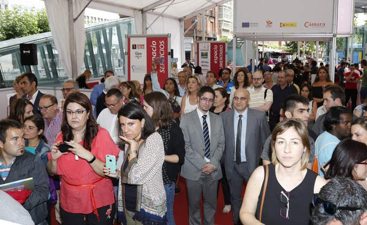 II Feria del Empleo y Emprendimiento de Palencia