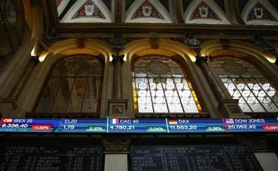 El Ibex cae el 0,46% pese al impulso de Bankia tras el acuerdo con BMN