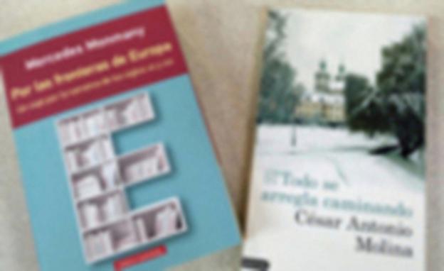 Participa en nuestro sorteo de dos novelas dedicadas de Molina y Monmany