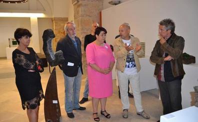 Las esculturas de Pablo Pizarro toman la Casa de la Moneda