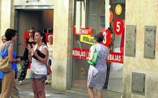 Los salmantinos se gastarán una media de entre 90 y 100 euros en las rebajas