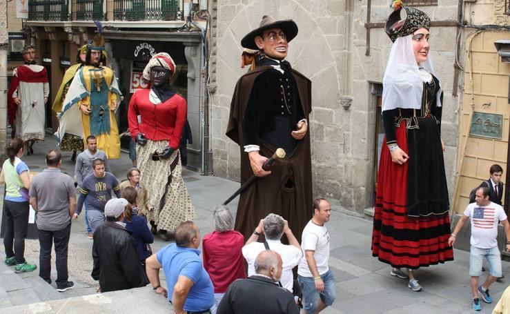 Festividad de San Pedro en Segovia